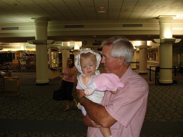 Arina and Grandpa