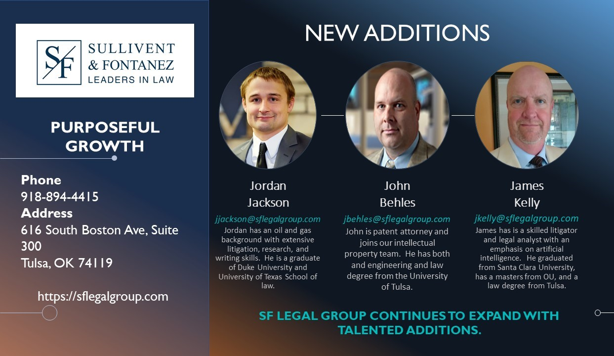 SF Legal Group New Attorneys