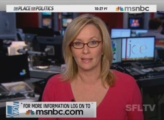 MSNBC HD New Graphics