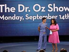 The Dr. Oz Show Photo: Oprah.com