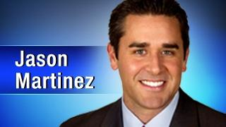 Jason Martinez WPLG Local 10 News Anchor