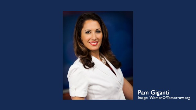 WTVJ NBC6 Miami anchor Pam Giganti