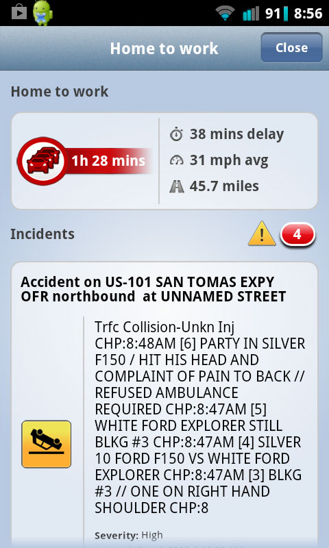 WSVN Releases Weather and Traffic Tracker App - SFLTV - South Florida TV