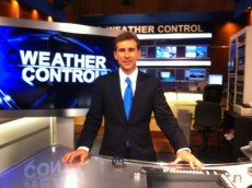 Bay Scroggins WFOR CBS 4 Miami Meteorologist