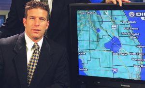 Rob Lopicola, former WPTV meteorologist