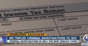 Taxpayer ID Theft in MIami
