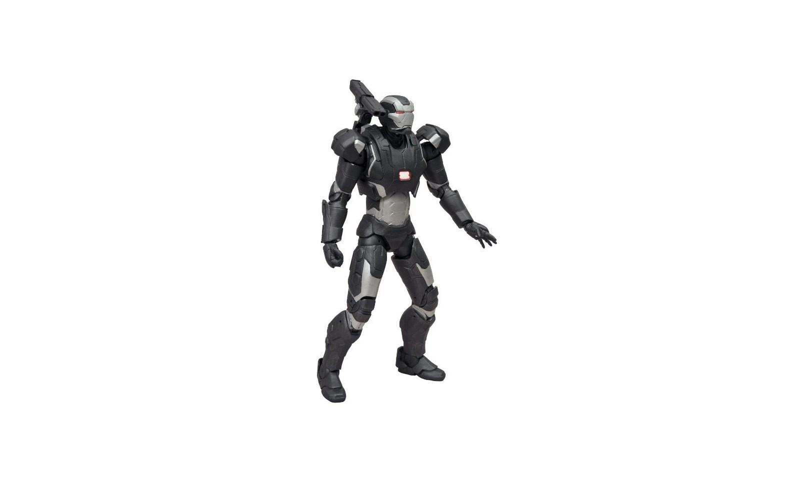 Iron Man Mark 1 Schematics