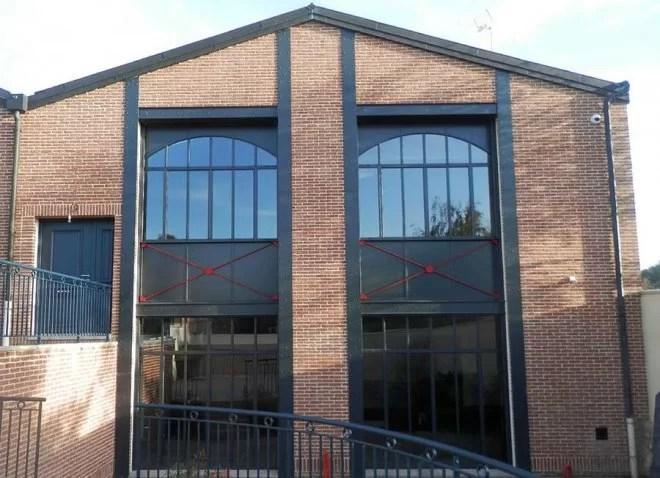rénovation ancienne usine industrielle en maison sfmp Yvelines 78