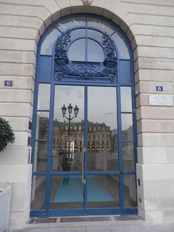 Grilles, portails et portes en fer, rénovation ferronnerie d'art paris 75