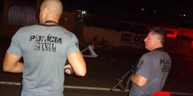 Polícia Civil realiza operação Presença em São Fidélis foto Vinniucius Cremonez 1