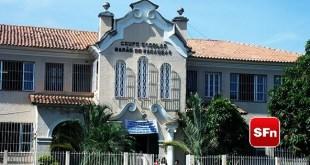 Colégio Barão de Macaúbas de São Fidélis aparece na lista de escolas extintas. Foto: Arquivo