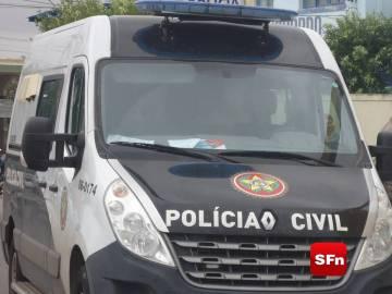 POLICIA CIVIL VAN OPERAÇÃO
