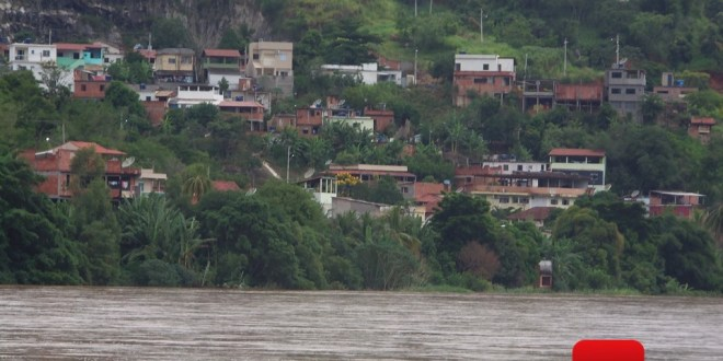 rio paraíba do sul cheia