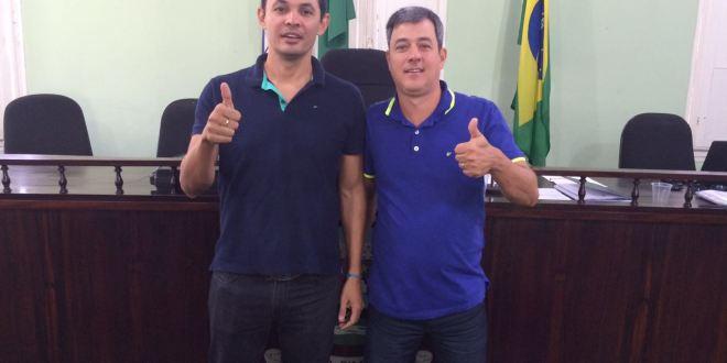 Josemar Lage Esq. Gustavo Tito Dir. Fotos: Divulgação