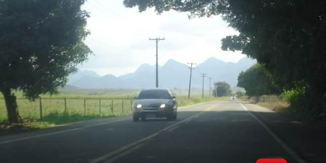 veículo estrada 9