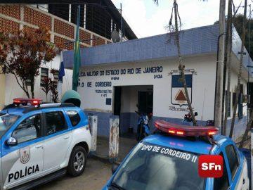 POLÍCIA MILITAR DPO CORDEIRO 2