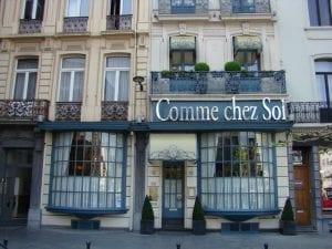 51624781 Toqué / Lionel Rigolet, Le Comme chez soi