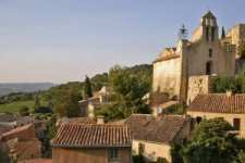 gigondas - view Chroniques du vin et des vignobles : Gigondas