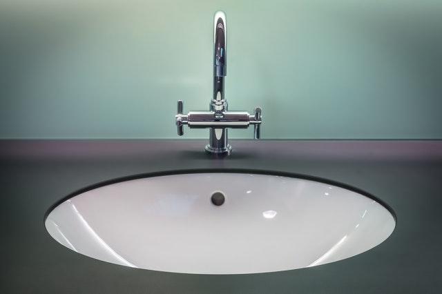 A-bathroom-sink