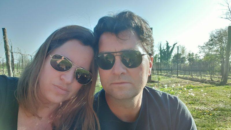 Reka and Pier Sfriso