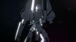 """Sometimes it's like the movie """"Gravity"""" with giant robots!  Everything is better with giant robots."""