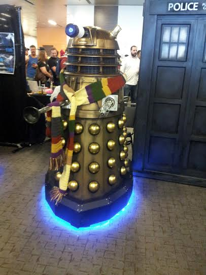 Anyone seen the Doctor?