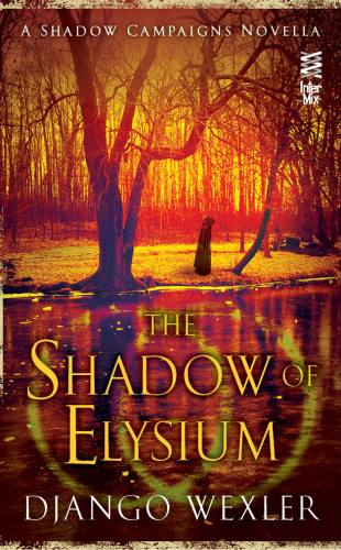 My new novella, The Shadow of Elysium, is coming out in May!  Check it out!