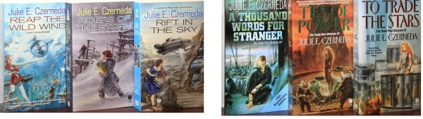 JulieCzerneda Giveaways