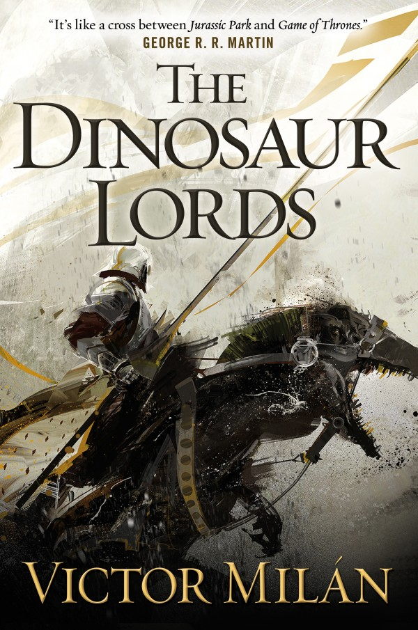 The Dinosaur Lords (2)