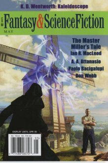 The SF Site Featured Review  The Magazine of Fantasy   Science     The Magazine of Fantasy   Science Fiction  May 2007