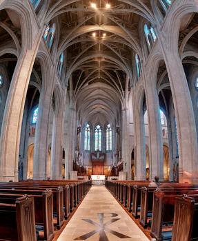 San Francisco's Historic Grace Cathedral