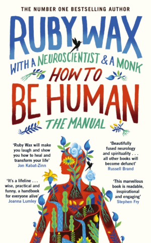 How to Be Human Book Signing