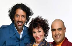 Ruby Wax, Ash Ranpura & Gelong Thubten – Book Signing 2pm Thurs 4th Oct