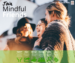 Mindful Friends: Our First Meeting…