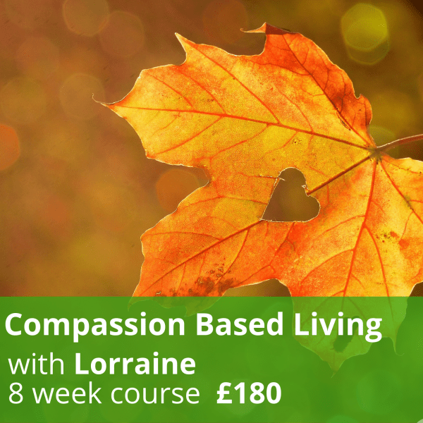 8 Week Compassion Based Living Course
