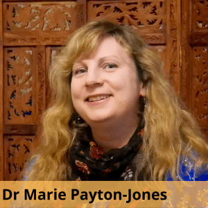 Dr Marie Payton-Jones March 2019