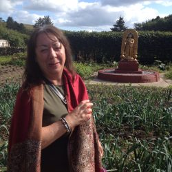 A family break at Samye Ling