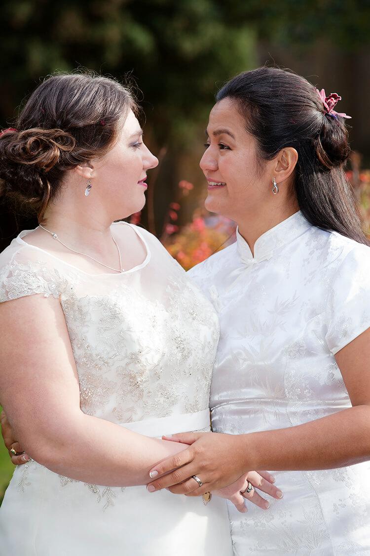 Same sex wedding photographer 33SH