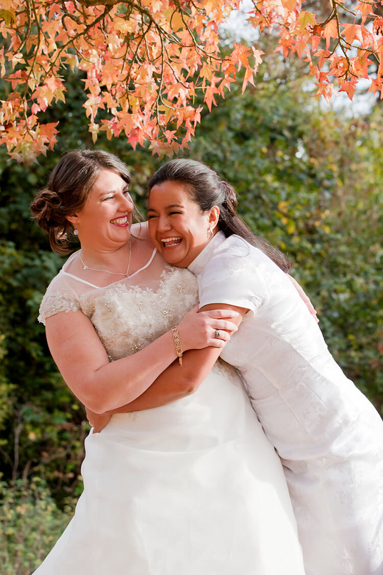 Same sex wedding photographer 35SH