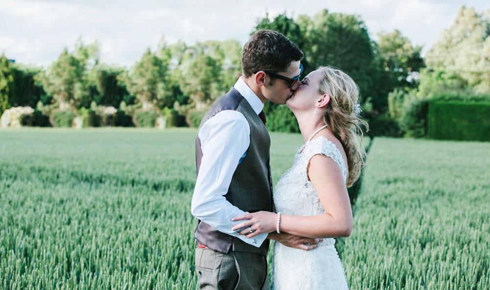 Outdoor Wedding Photography Warwickshire