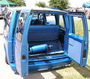 Chevy Astro Interior Parts