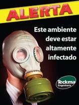 Cartaz Alerta-