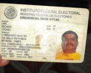 Credencial para Votar Mexicana