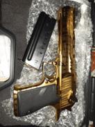 Arma de fuego encontrada