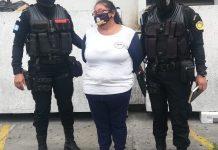 Detenida por narcomenudeo