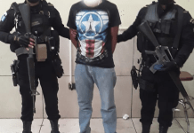 Detenido por narcomenudeo