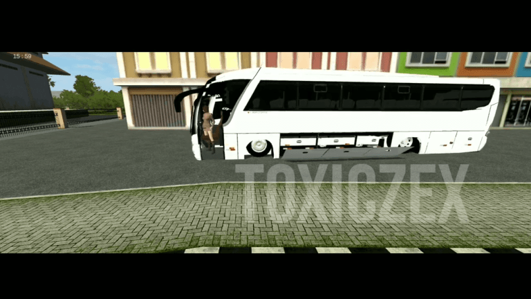 G7 Vehicle Mod for Bus Simulator Indonesia