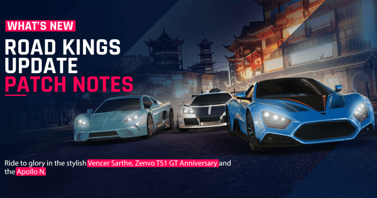 Asphalt 9: Legends New Update