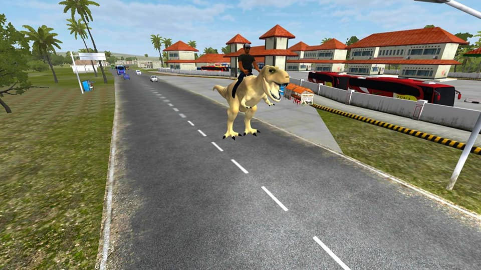 Download T-Rex CVT Mod for Bus Simulator Indonesia, , Bus Mod, Bus Simulator Indonesia Mod, BUSSID mod, Mod, Vehicle Mod