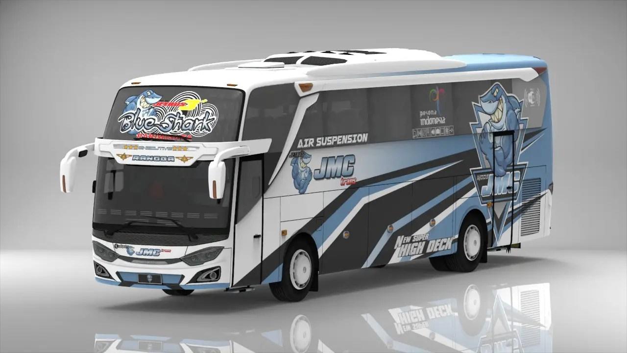 Download JETBUS3 + SHD PACK JMC Mod for Bus Simulator Indonesia, Jetbus 3 SHD Pack JMC, Bus Mod, Bus Simulator Indonesia Mod, BUSSID mod, Jetbus 3 SHD Pack JMC, JETLINER SCANIA K410 Bus Mod, Mod for BUSSID, Sale Mod, SGCArena, Vehicle Mod
